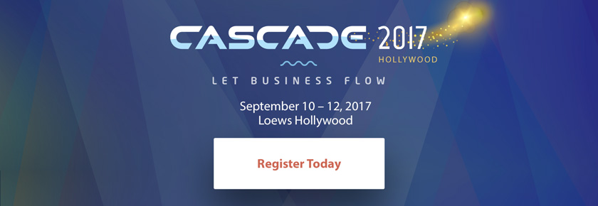 CASCADE 2017 - Register Today